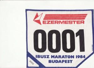 A Budapest Maratonok története